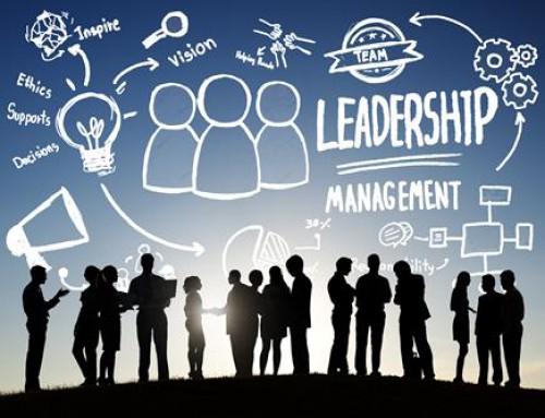 Een leider kent de weg